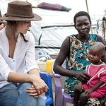 Keira Knightley Travels To South Sudan With Oxfam