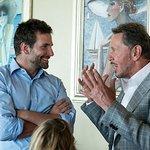 Bradley Cooper Joins Larry Ellison At Wildlife Center Fundraiser
