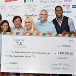 Ne-Yo And Michael Strahan Help Charity Campaign Raise $1.3 Million