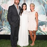 Scott Disick And Kourtney Kardashian Join Celebs For Baby Buggy