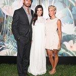 Scott Disick And Kourtney Kardashian Join Celebs For Baby Buggy