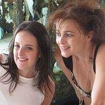 Helena Bonham Carter Makes Wish Come True