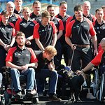 Prince Harry Attends British Team Announcement For The Invictus Games