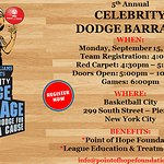 Deron Williams To Host Celebrity Dodge Barrage