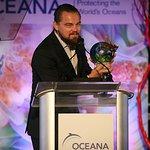 Leonardo DiCaprio Honored At Oceana SeaChange Summer Party