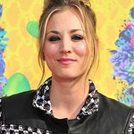 Kaley Cuoco and Brad Goreski Show Off Vegan Fall Fashion
