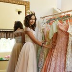 Bailee Madison Opens Her Closet For Alex's Lemonade Stand