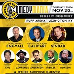 Sinbad To Take Part In Comedy Mania For Charity