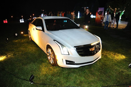 Cadillac Goes Under The Hammer