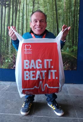 Warwick Davis - Bag It Beat It