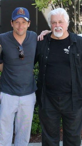 Ross McCall and Paul Watson