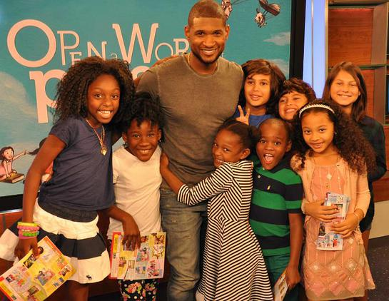 Usher Opens a World of Possible