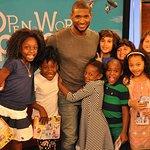 Usher Opens A New World For Children Through Reading