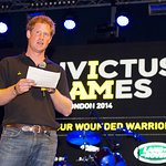 Prince Harry Opens The Invictus Games