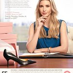 """Ivanka Trump Puts The """"Pow"""" In Power Shoes To Help Fight Breast Cancer"""