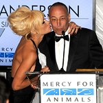 Pamela Anderson Honored At Star-Studded Mercy For Animals Gala