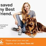 Amanda Seyfried Wants To Save Them All
