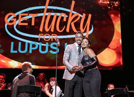 Nick Cannon and Toni Braxton