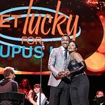 Nick Cannon Gets Lucky For Lupus