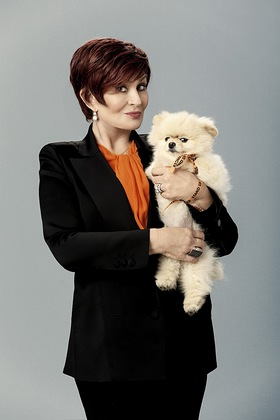 Sharon Osbourne Supports Stand Up To Cancer