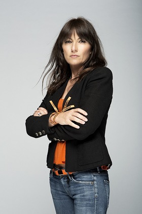 Davina McCall Stands Up To Cancer