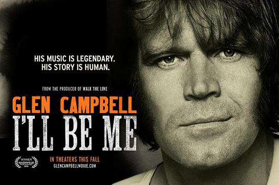 Glen Campbell...I'll Be Me opens in theaters October 24