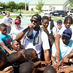 Dwyane Wade Joins Forces With The Sandals Foundation