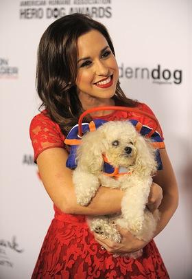 Lacey Chabert at Hero Dog Awards