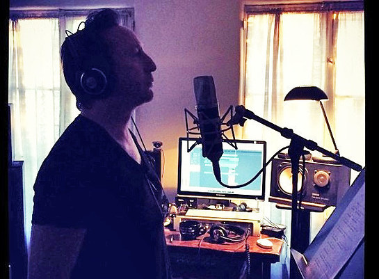 Julian Lennon Recording Summertime