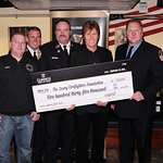 Guinness Donates To Denis Leary's Firefighters Foundation