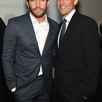 Jake Gyllenhaal Reads Poetry At Words Of War Event