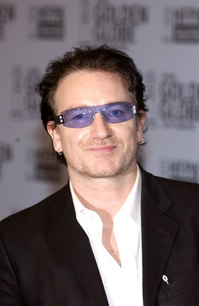 Bono: Charity Work & Causes - Look to the Stars