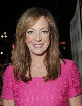 Allison Janney attends the 14th annual 'Les Girls' arrivals at Avalon