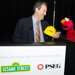 Sesame Workshop And PSEG Help Families Get Ready For Emergencies
