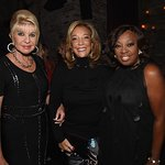 Star Jones And Ivana Trump Attend Angel Ball Launch Party