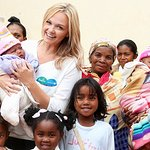 Emma Bunton Launches 9th Annual Pampers UNICEF 1 Pack = 1 Vaccine Campaign