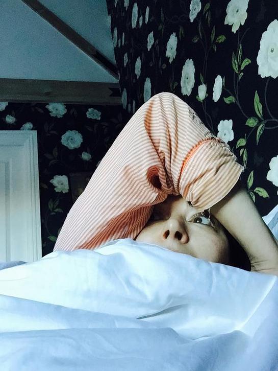 Nigella Lawson #WakeUpCall