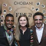 Chobani Joins FEED, Chef Marcus Samuelsson In The Fight Against Hunger