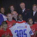 Pitbull To Kick Off Salvation Army Red Kettle Campaign