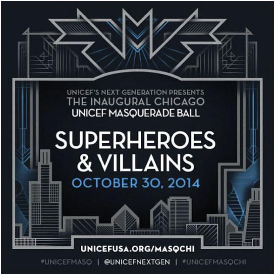 UNICEF0s Masquerade Ball