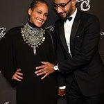 Alicia Keys And Ryan Reynolds Attend Star-Studded Angel Ball