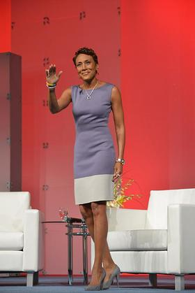 Robin Roberts joins 8,000 women in Philadelphia for the 11th Annual Pennsylvania Conference for Women