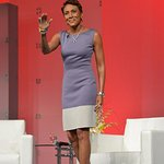 Robin Roberts Joins Diane Keaton At 2014 Pennsylvania Conference For Women