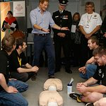 Prince Harry Gives Unemployed A Boost In Greater Manchester