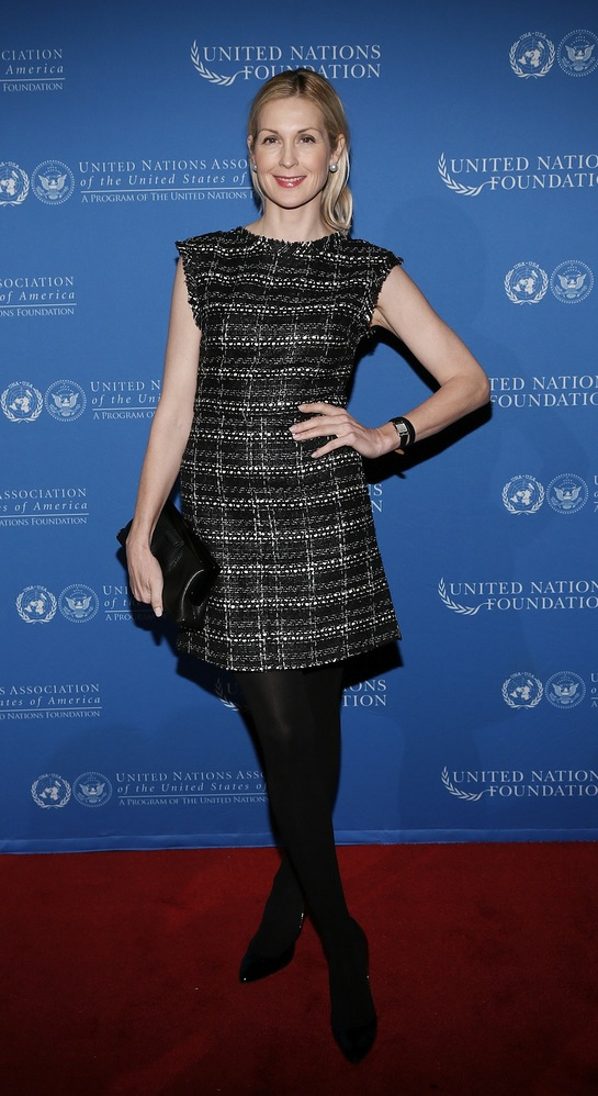 Kelly Rutherford at the 2014 Global Leadership Awards Dinner