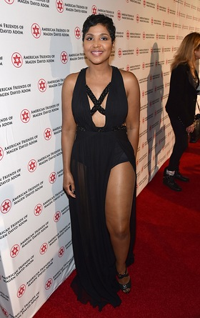Toni Braxton at Red Star Ball
