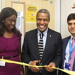 Holby City Star Helps Open King's Variety Children's Unit