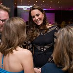 Duchess Of Cambridge Attends Action On Addiction Gala Dinner