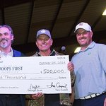 George Strait Helps Raise Over $550,000 For Wounded Soldiers