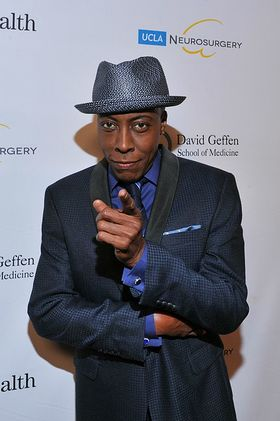 Arsenio Hall at The Visionary Ball